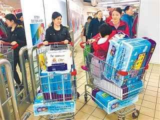 台湾人民为何疯狂购买面巾纸?