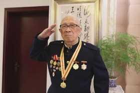 专访唯一健在的海军初创见证人、93岁老兵黄胜天